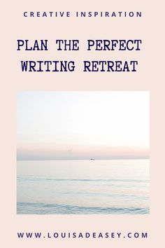 The greatest gift for any #writer is time and space to #write, and in order to finish your #book, you have to give this gift to yourself. If you're struggling to find undistracted time to finish your memoir, or even get a fair whack of the word count down on the first draft, I recommend creating your own writing retreat. Here's how to do it! #writingprompts #authorquote #creativewriting #writinginspiration #qotd Diary Writing, Memoir Writing, Journal Writing Prompts, Blog Writing, Creative Writing, Writing Inspiration, Creative Inspiration, First Draft, Author Quotes