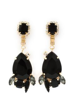 Jet Deco Oli Earrings | Awesome Selection of Chic Fashion Jewelry | Emma Stine Limited