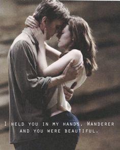 The Host. Ian and Wanda