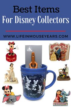 Are you looking for some gift ideas for that Disney fan in your life? Check out this post that helps give you ideas on what Disney collectors would like to get! From Jim Shore to Funko Pop! This list has a great variety. Click the link to find out more! www.lifeinmouseyears.com #lifeinmouseyears #disneymerch #disneymerchandise #disneyshopping Disney Collector, The Collector, Disney Merchandise, Disneyland Resort, Make It Work, Funko Pop, Life Is Good, How To Find Out, Good Things