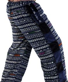 Hand-Woven Snowboard Pants | Ixchel, Inc. - Handmade Apparel and Accessories Inspired By Music