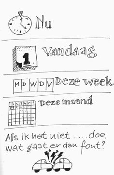 Prioriteren Visual Management, Visual Note Taking, Visual Thinking, Sketch Notes, Kaizen, Love My Job, Doodle Art, Coaching, Doodles