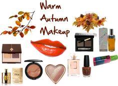 Warm Autumn Makeup