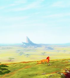 The Lion King love thing movie saw it for the first time yesterday
