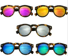 Cool Retro Illesteva Sunglasses