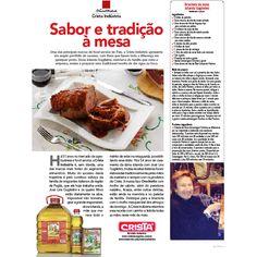 Crista Indústria faz homenagem ao Dia das Mães com receita especial da Mama na edição deste mês da Go Where! Especial Gastronomia.