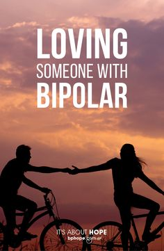 A mood episode can cause your loved one to say and do horrible things, but it's not personal; it's a medical condition. http://www.bphope.com/loving-someone-with-bipolar-disorder/