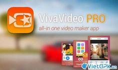 Tải VivaVideo Pro: Video Editor v3.9.3 Apk cho Android