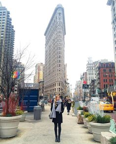 AVA in NYC The Other Side, Flat Iron, Ava, Cashmere, Street View, New York, World, Instagram, Hair Iron