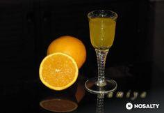 Házi narancslikőr - 2 nap alatt