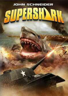 SuperShark: There was no cape to be found anywhere... 2/10