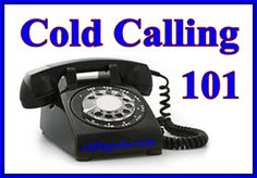 Cold Calling 101 Or Why I Do It Different And Why You Should Learn How Too ~ Cold Calling, Landline Phone, Learning, Products, Studying, Teaching, Gadget, Onderwijs