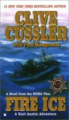 Fire Ice by Clive Cussler; Paul Kemprecos (Mass Market Paperback): Booksamillion.com: Books