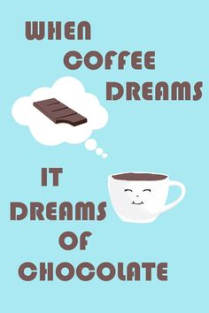 #FairTrade #Coffee + #Chocolate = The Dream Team! Do you agree? ;) #TGIF