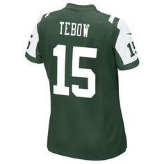 23211dac5 ... Kids Jersey Nike Tim Tebow New York Jets Womens Game Jersey - Green...can  someone ...