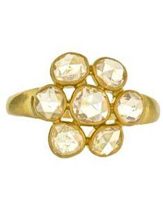 50 Amazing Engagement Rings  kOTHARI Diamond flower ring
