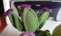 Hola chicas, mirar que bonitos quedan estos cactus, como ya llegó la primavera, apetece poner unas florecitas por la casa y como estos no...