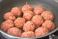 How To Make The Best Meatballs - Dinner Table For Five