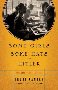 Oprah Book of the Week written by Vienna milliner Trudi Kanter.
