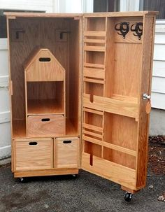 Equestrian Tack Box | Woodworking |Videos | Plans | How To