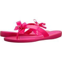 d57b0ecb9124d GUESS Tutu (Pink EVA) Women s Sandals ( 21) ❤ liked on Polyvore featuring
