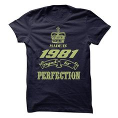 made in 1981 T Shirts, Hoodies Sweatshirts