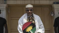Nnamdi Kanu, leader of the Indigenous People of Biafra, IPOB, has alleged that the late Sardauna of Sokoto, Sir Ahmadu Bello was the progenitor of hate speech in Nigeria Entertainment, News Website, News Blog, Presidential Election, Presidents, Hold On, Army, Shit Happens, Sayings