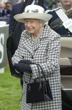 dailymail: Queen Elizabeth II attended the Longines FEI (Federation Equestre Internationale) European Eventing Championship at Blair Castle, Perthshire, September 13, 2015