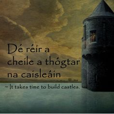 This WILL be my next tattoo. It carries a lot of meaning and I especially like that it's gaelic.