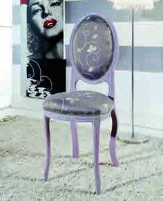 Scaun tapitat living este o piesa de mobilier gratioasa, in stil baroc, cu elemente decorative sculptate manual care aduce eleganta interioarelor noastre. Este lucrate manual, din lemn de fag. Tapiseria si culoarea lemnului, va invitam sa le personalizati in functie de ambientul  casei dumneavoastra. #scaun #scaune #chair #chairs #scauneclasice #scaunetaptate #scauneliving #scaunebucatarie Dining, Chair, Furniture, Home Decor, Food, Decoration Home, Room Decor, Home Furnishings, Stool