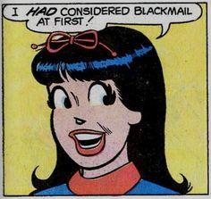 Veronica& Best/Worst Moments - Page 1 - Archie Comics Fan Forum Marvel Comics, Old Comics, Comics Girls, Vintage Comics, Vintage Art, Daphne Blake, Archie Comics Veronica, Archie Comics Riverdale, Comic Art