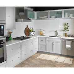 Whether you're after that farmhouse kitchen or looking for a sleek, modern space, we can help bring those finishing touches to your home. Start shopping cabinet hardware now. Cabinet Knobs, Cabinet Hardware, Modern Spaces, Kitchen Cabinets, Farmhouse, Satin, Collection, Shopping, Home Decor