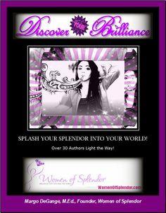 "Cover, ""Discover Your Splendor"" Book, Women of Splendor!"