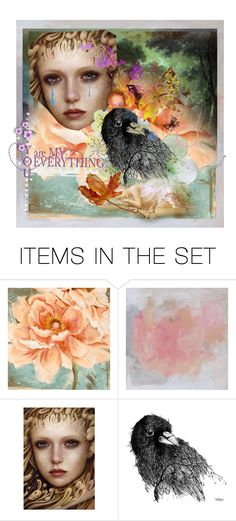 """""""You are my everything...."""" by glitterlady4 ❤ liked on Polyvore featuring art"""