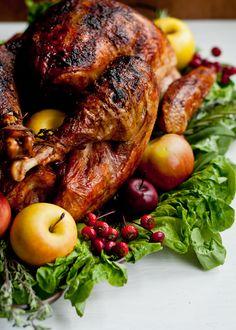 9 Secrets To Garnishing A Turkey Platter Holiday