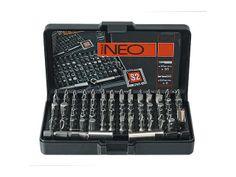 Zestaw 95 końcówek wkrętakowych Neo