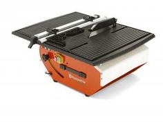 Light but robust tile saw for professional use. The TS 230 F has a powerful electric motor and unique, patented water recovery system for long shifts. 45° tilting capacity for bevel cutting.