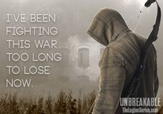 """""""I've been fighting this war too long to lose now."""" - #UNBREAKABLE by Kami Garcia #thelegionseries #kamigarcia #YAbooks #supernatural #quotes #paranormal *"""