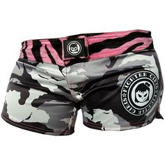 women's MMA shorts