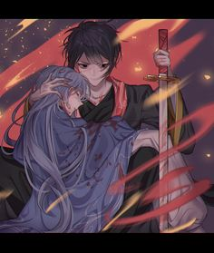 Manhwa, Anime Manga, Anime Guys, Anime Art, Anime Titles, Fantasy Male, Slayer Anime, Boy Art, Anime Comics