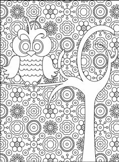Printable Owl Coloring Pages For Kids A Wide Range Of Sheets Animal Bird And More