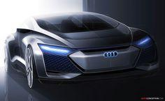 2017 Audi 'Aicon' Concept