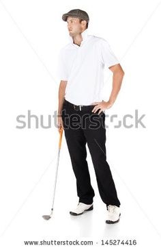 Golf Wear Stock Photos, Images, & Pictures | Shutterstock