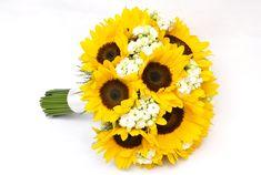bouquet girasol - Buscar con Google