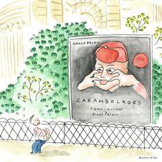 Les quatre saisons du Grand Palais : Carambolages. © Aurélie Castex de Mesdemoiselles