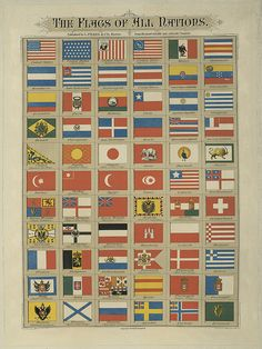 The Flags of All Nations