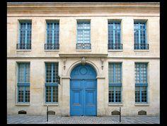 Musée de la chasse et de la nature, rue des Archives, Paris