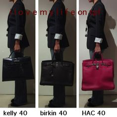 Size Reference Guide. PICS ONLY - Page 3 - PurseForum