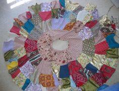 Patchwork Skirt Pattern