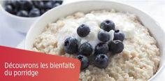 Redécouvrons les bienfaits du Porridge !